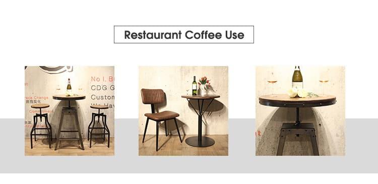 طاولة طعام خشبية مستديرة للأماكن المغلقة أوكا TTAW-LG01-RO70-25 (3)
