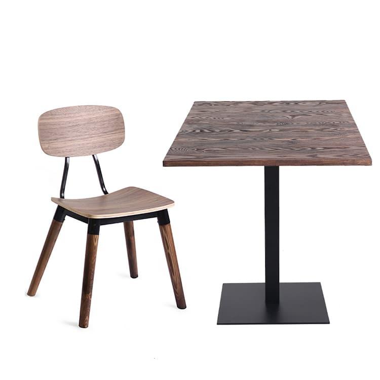 Base de mesa de pedestal de metal para mesa de café TBIR-07 (4)